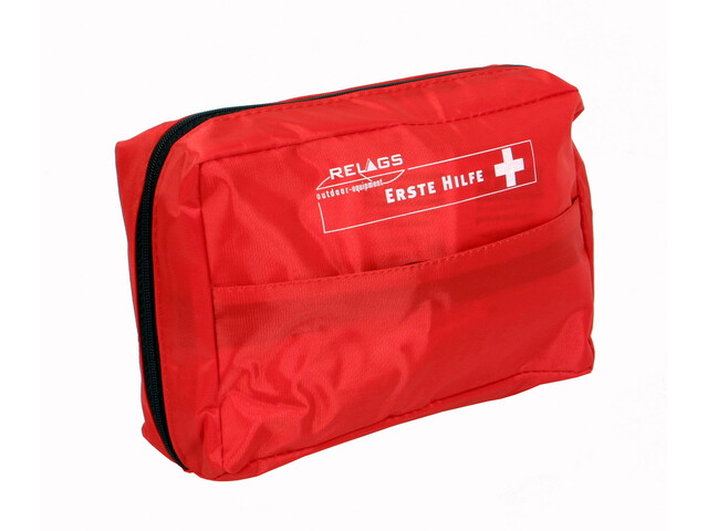 Relags First Aid Kit Around the World rød/hvid (2019)   misc_clothes
